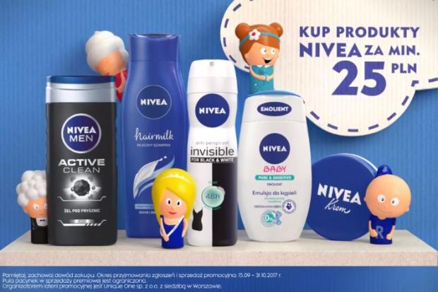 Ruszyła rodzinna loteria promująca kosmetyki Nivea
