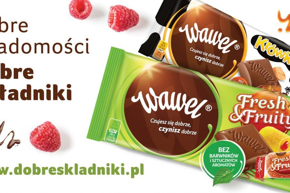 Wawel z nową kampanią swoich submarek