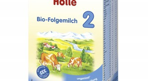 Ekologiczne mleko następne 2 marki Holle