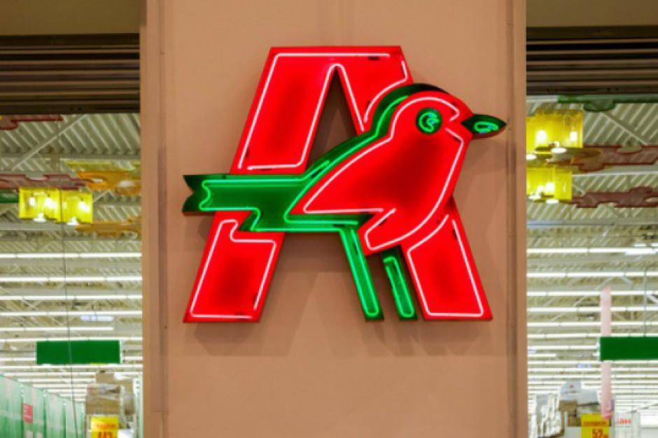 Auchan zapowiada nowe otwarcie: Hipermarkety w odświeżonej formule, mniej marek własnych