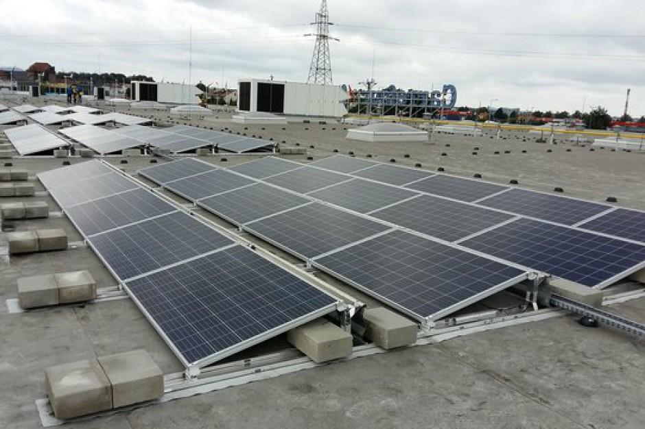 Carrefour inwestuje w zielone technologie - fotowoltaiczną i wiatrową
