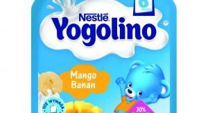 Nestlé Yogolino - nowe deserki dla dzieci