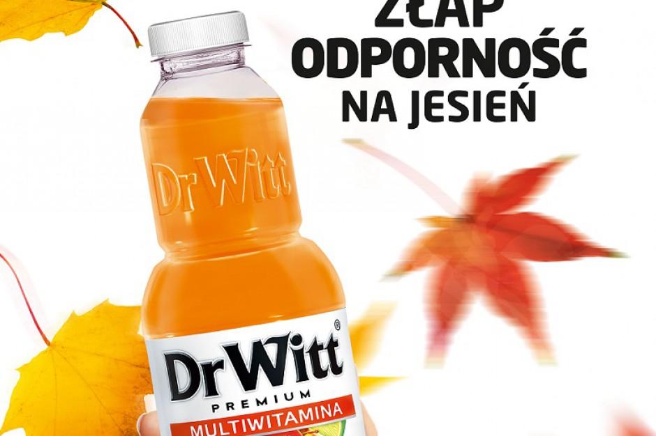 Nową kampanię outdoorową DrWitt Premium poświęcił odporności