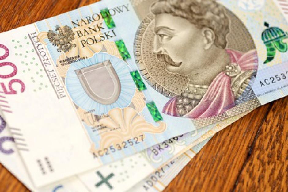 Banknot 500-złotowy nielubiany przez sprzedawców