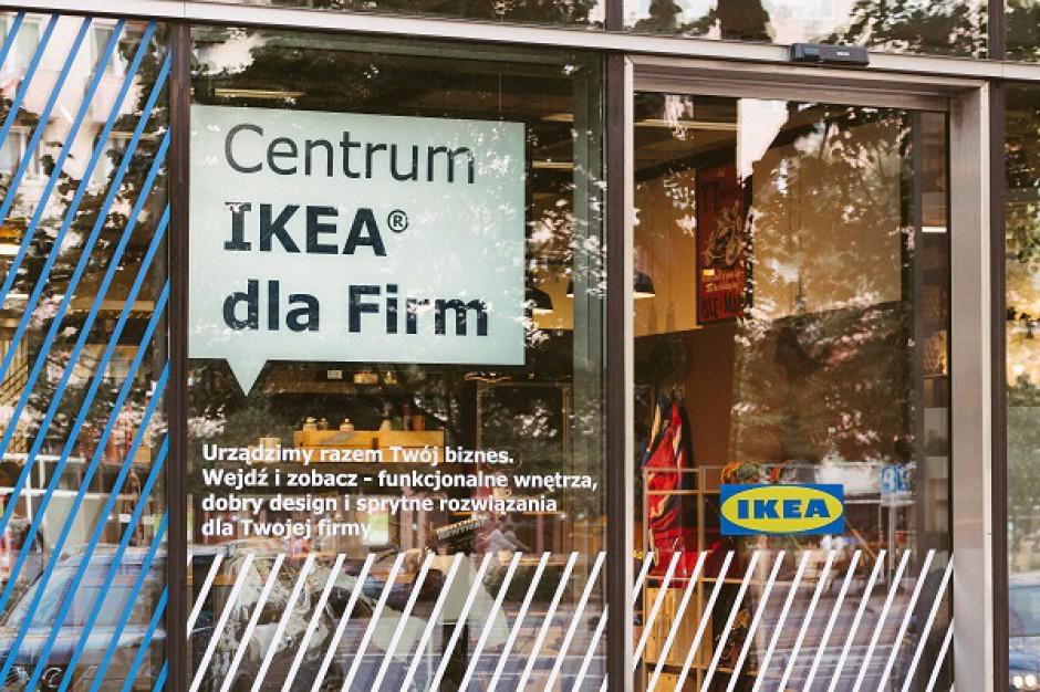 Sprzedaż w sklepach IKEA w Polsce wyniosła 3,64 mld zł