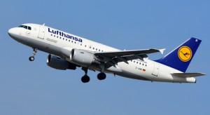Wirtualny sklep spożywczy na pokładzie samolotów Lufthansy