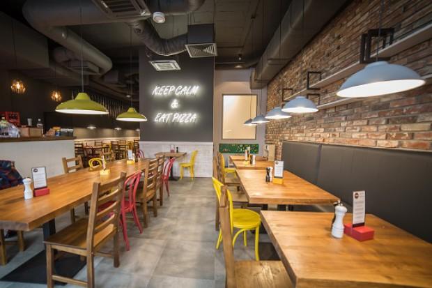 Sfinks otworzył swoją pierwszą restaurację Fabryka Pizzy
