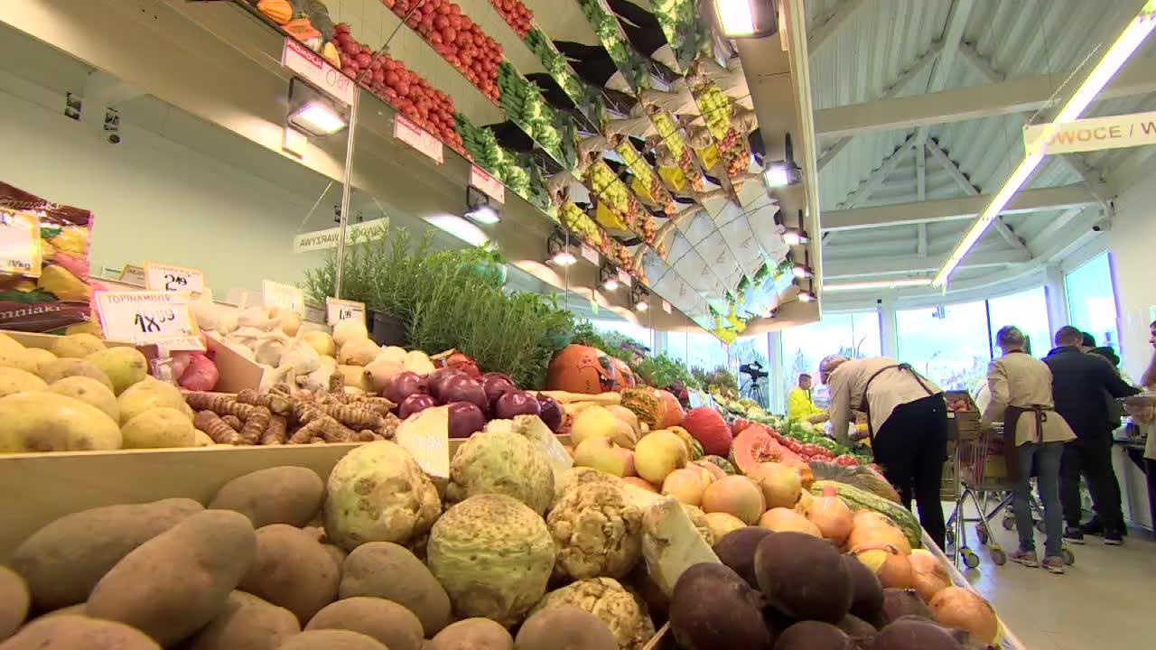 Delikatesy Frac stawiają na świeże produkty (video)
