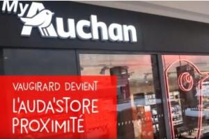 Auchan rozwija szyld MyAuchan