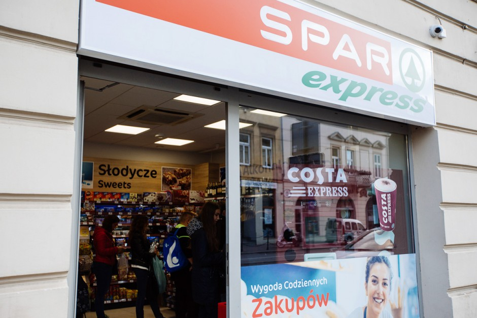 SPAR testuje nowy model sklepu convenience (galeria i video)
