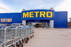 Przychody Metro AG wzrosły, ale sprzedaż w sieci Real notuje spadki
