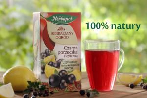 Herbapol Lublin wspiera kampanią linię Herbaciany Ogród