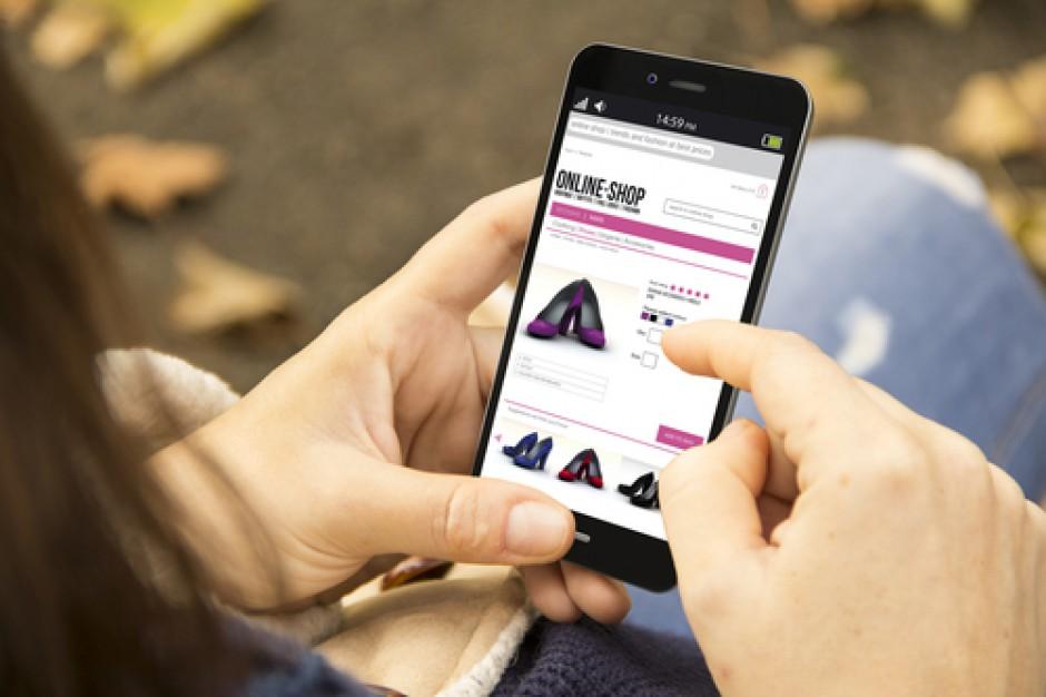 Moda wyznacza trendy m-commerce