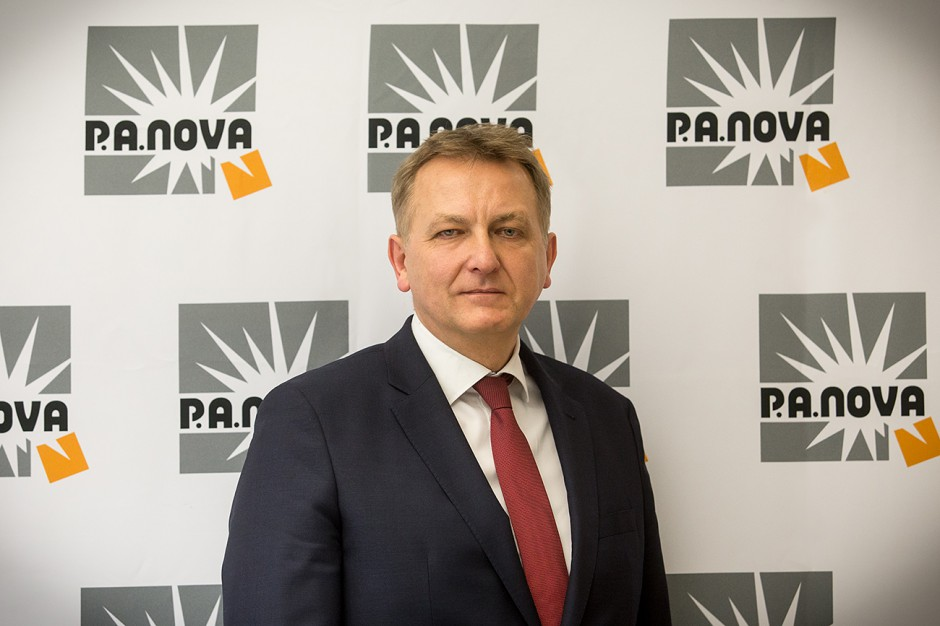 Były wiceprezes Tesco prezesem spółki P.A. Nova