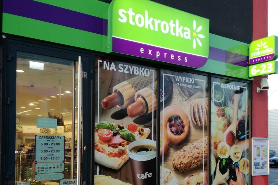 Stokrotka zmienia nazwę sklepów convenience na Stokrotka Express