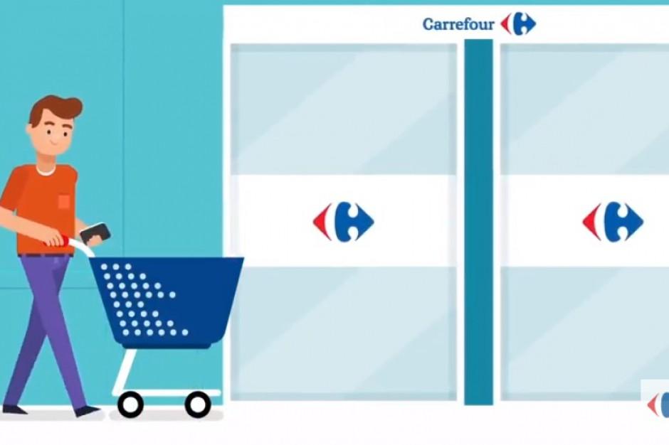 Zakupy sąsiedzkie w całej Warszawie - Carrefour rozwija usługę SąSiatki (video)