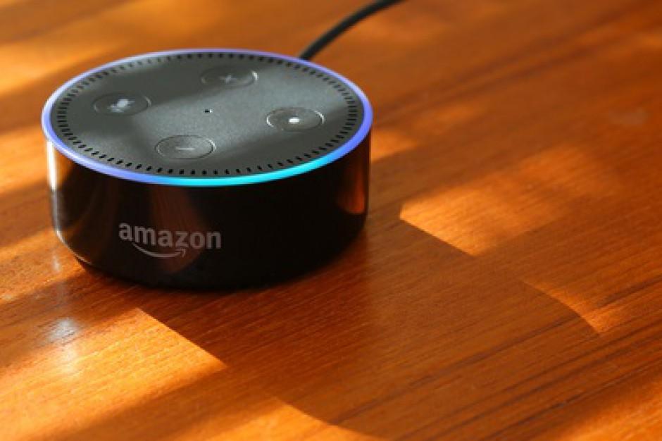 Amazon notuje rekordowe wzrosty, dzięki nowym technologiom