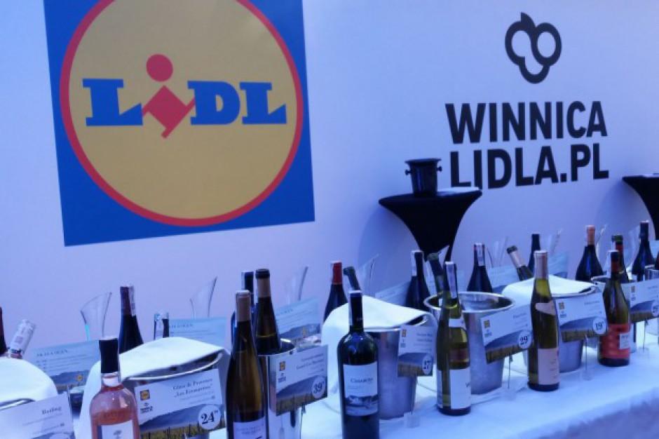 Rusza e-rezerwacja win w Lidlu. Ściągnie najatrakcyjniejszych klientów do sklepów