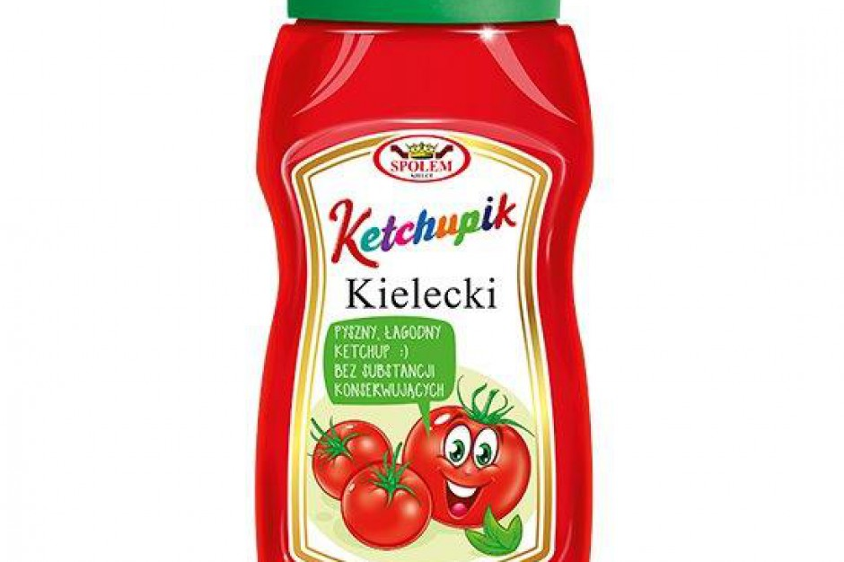 Ketchupik Kielecki od WSP Społem
