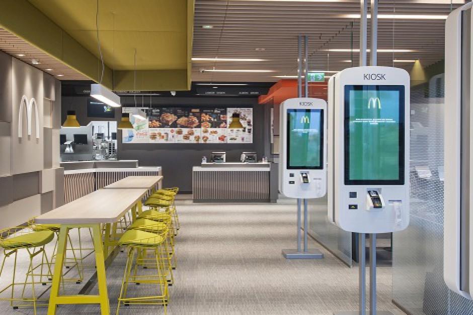 McDonald's otwiera pierwszą w Polsce restaurację w nowym wystroju