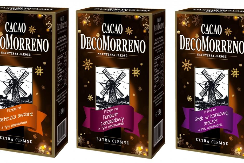 Cacao DecoMorreno w edycji świątecznej
