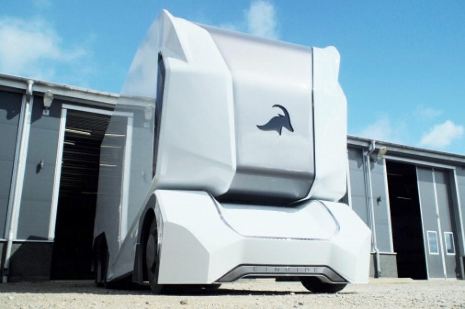 Lidl przetestuje ciężarówkę bez kierowcy
