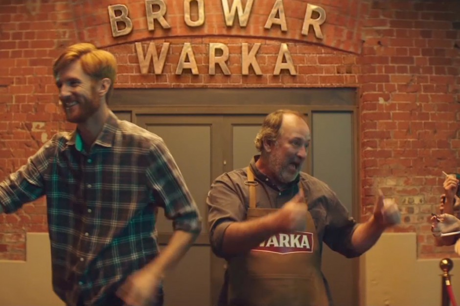 Kolejna odsłona kampanii piwa Warka