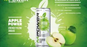 MPower - energetyk na bazie soku jabłkowego