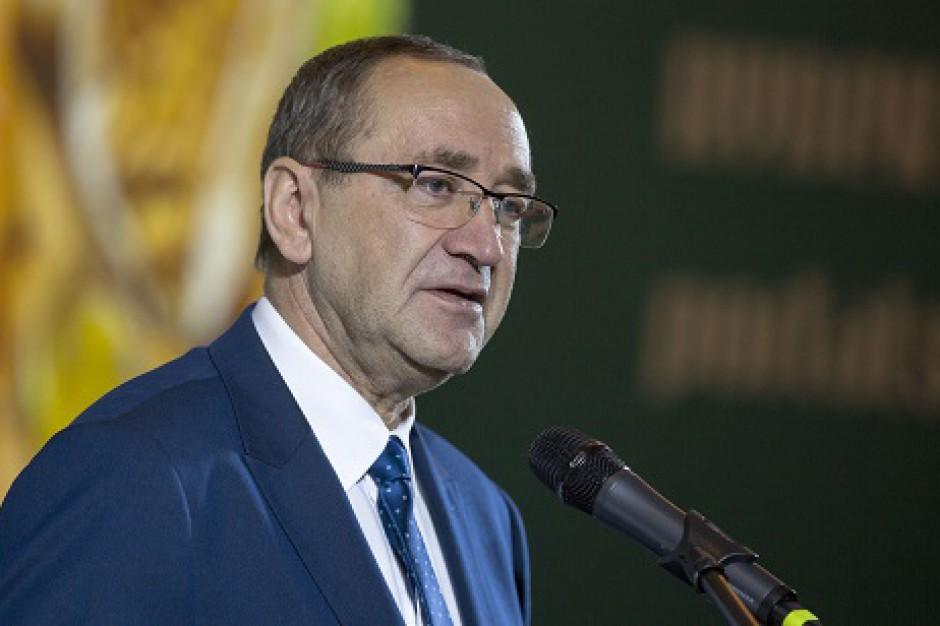 Minister Bogucki na FRSiH: Przemysł rolno-spożywczy jest priorytetem dla rządu!