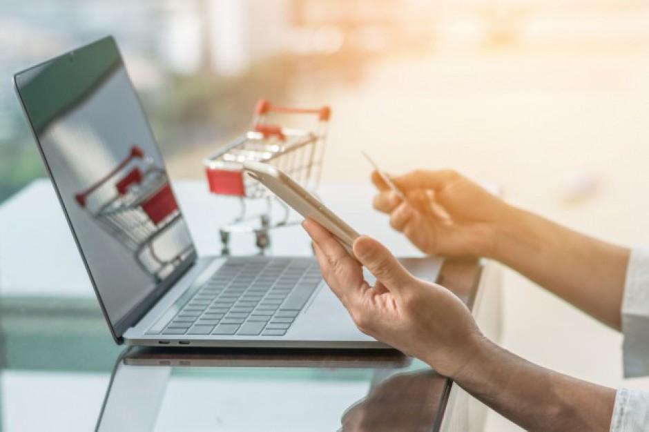 Sprzedaż żywności przez internet rośnie ale wolniej niż w UE