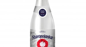 Limitowana edycja wody Staropolanka na 11 listopada