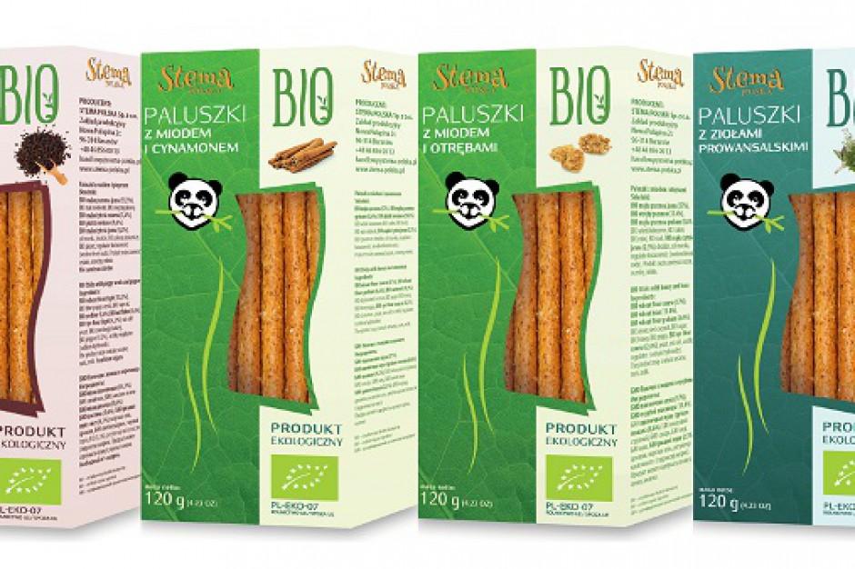 Nietypowe smaki paluszków od Stema Polska