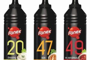 Fanex poszerza ofertę sosów