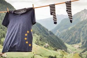 Powstanie linia ubrań inspirowana flagą UE