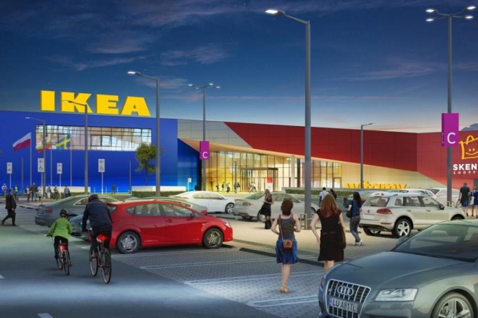 IKEA otwiera nowe centrum, Skende Shopping. W planach kolejne inwestycje