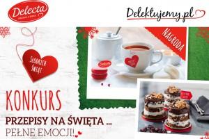 Delecta startuje z kampanią świąteczną