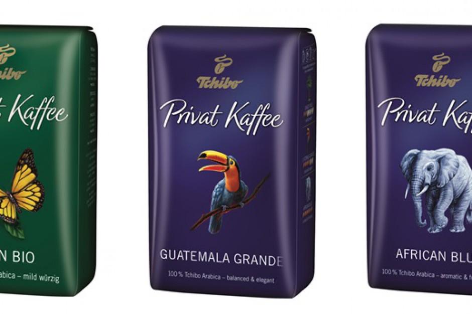 Tchibo wprowadza nowe kawy Privat Kaffee oraz kawę bio