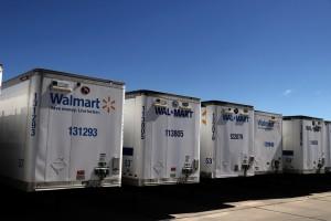 Walmart przetestuje elektryczne ciężarówki Tesli