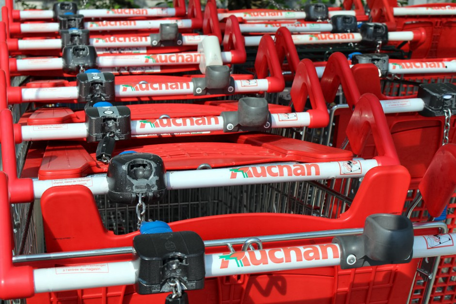 Auchan ma pierwszy supermarket w Polsce. Znajduje się w Konstancinie pod Warszawą