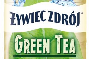 Nowe oblicze orzeźwienia – Green Tea od Żywiec Zdrój