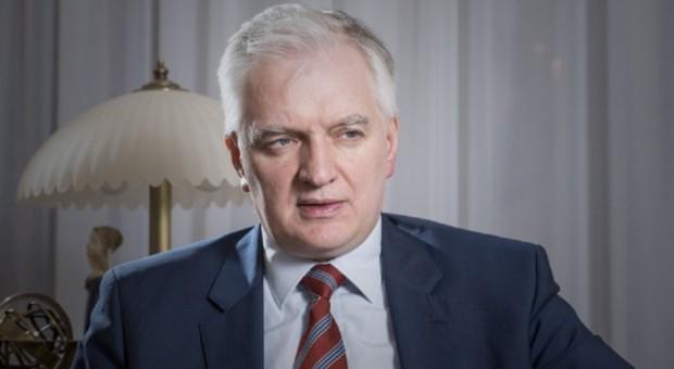 Gowin: Mam nadzieję, że unikniemy przypadku Węgier