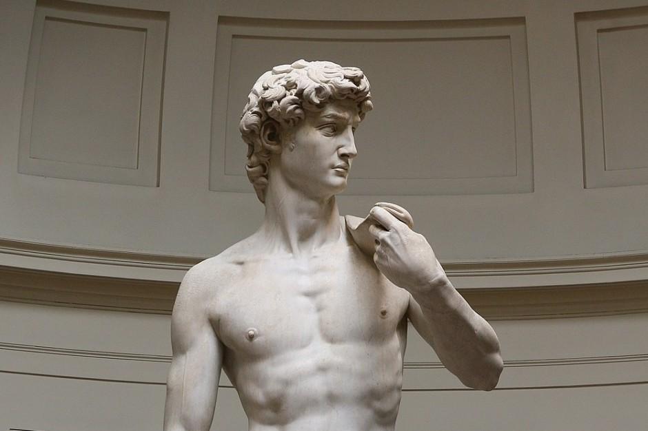 Zakaz komercyjnego używania wizerunku Dawida Michała Anioła