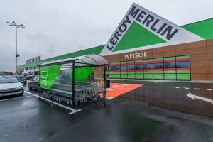 Ruszył Gigamarket Leroy Merlin w Mirkowie (galeria)