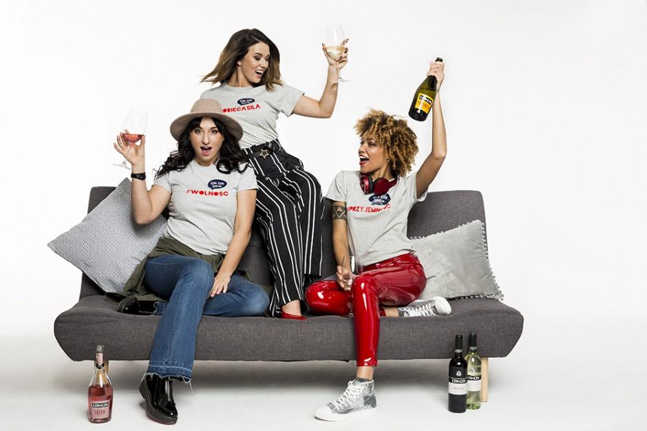 CIN&CIN sprzymierzeńcem kobiet w nowej kampanii marki