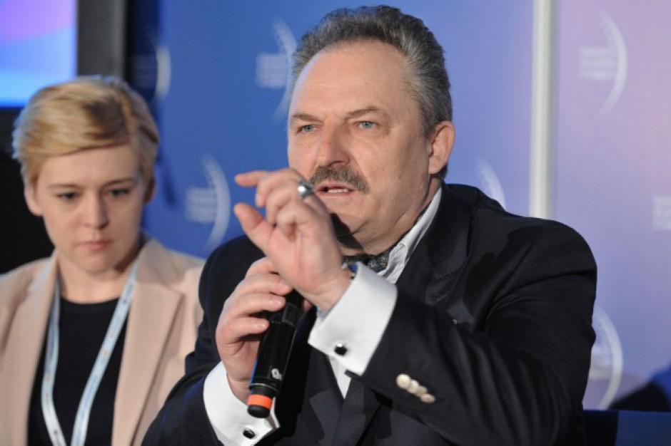 Marek Jakubiak wyprodukował pierwszą partię whisky