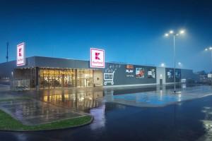 Pierwszy Kaufland w Białymstoku. W obiekcie strefa kawiarniano-gastronomiczna (galeria)