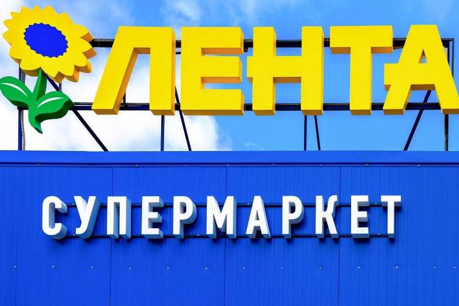 Rosyjska sieć supermarketów testuje roboty