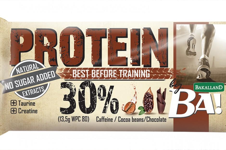 Bakalland Protein by BA! stworzone we współpracy z dietetykiem gwiazd sportów walki