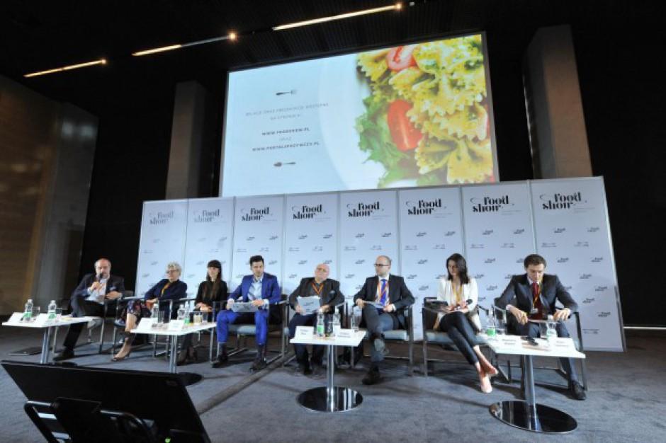 Food Show 2018: Szykujemy 17 debat i dyskusji branżowych - zobacz zakres tematyczny