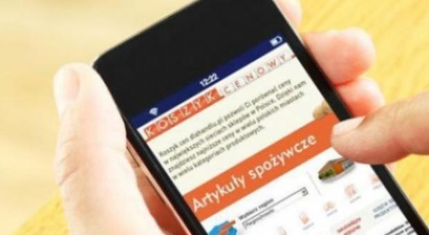 Koszyk cen: W e-sklepach za 50 produktów zapłacimy od 265 do 292 zł